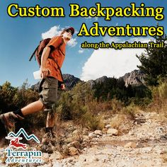 If you have four or more people to schedule a custom #Backpacking trip with Terrapin Adventures! Experience the powerful beauty of the Appalachian Trail, on a guided, two day one night backpacking trip.   Call 301-725-1313 or click here: http://www.terrapinadventures.com/tours-trips/guided-backpacking-trips/