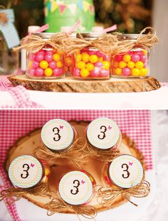 Backyard Teddy Bear Picnic Party {Girls Birthday}
