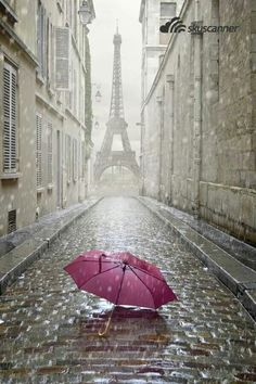 Un dia de lluvia ,