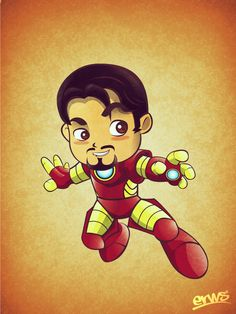 Iron Man Mini Superheroes