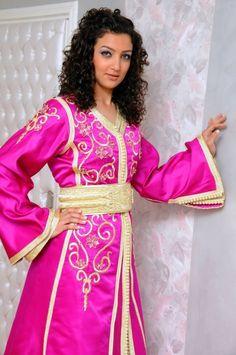 #kaftan #caftan #pink
