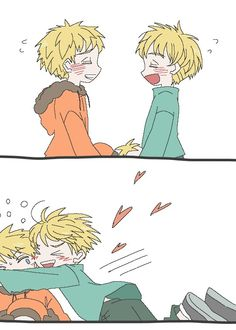 Bunny Butters x Kenny ♥ 2