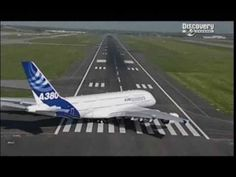 Airbus A380 First Flight / Special Report / Aviation: How Does Airbus Mark Its Presence In This Year's Farnborough Innovation Zone..?