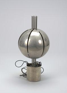 Floor Lamp, Verre Lumière, Jean-Pierre Vitrac, France, 1970