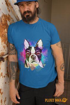 Du bist genauso niedlich wie deine Lieblingshunderasse?  Dann ist dieses T-Shirt perfekt für dich! Mit einer süßen französischen Bulldogge als Motiv hast du garantiert viele Lacher auf deiner Seite. Oder du machst einem besonders niedlichen Hundefreund von dir mit diesem Shirt als Geschenk eine große Freude. Dogs, Mens Tops, T Shirt, Collection, Fashion, Dog T Shirts, French Bulldog Shedding, Glee, Kawaii