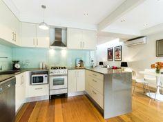 2/158 Station Street, Newtown, NSW 2042 #caesarstone #kitchen #design #inspiration #benchtop #renovation #ideas