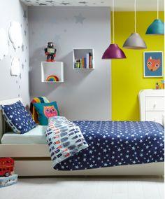 Patternology (Soldier) - Single Bed Duvet Cover & Pillowcase Set - Patternology - Mamas & Papas