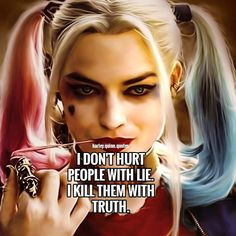Joker Love Quotes, Dope Quotes, Bitch Quotes, Crazy Quotes, Badass Quotes, Best Quotes, Awesome Quotes, Harley And Joker Love, Joker And Harley Quinn