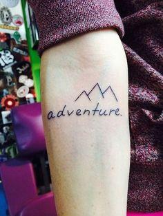 200+ Best Mountain Tattoos for Men (2020) Range, Geometric, Simple, Small Designs Trendy Tattoos, Cool Tattoos, Bad Tattoos, Awesome Tattoos, Sleeve Tattoos, Mini Tatoo, Adventure Tattoo, Adventure Fonts, Tattoo Designs