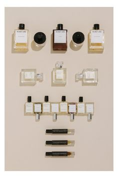 Are you fresh, floral or woodsy? Search and you'll find notes from roses, lilies or jasmine. Scents that range from soft and subtle to bold and exotic. Enter a new era of sophisticated perfume from Maison Louis Marie, D.S. & Durga, Helmut Lang, and Cinnamon Projects. Shop our selection below.
