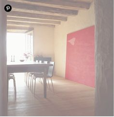 Just some inspiration from the European school  http://style-files.com/2008/10/22/renovated-old-farm-in-france/