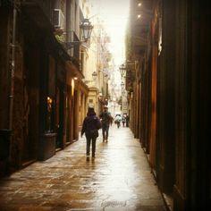 Callejones de Barcelona