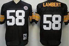 Jack Lambert Pittsburgh Steelers Authentic Jerseys