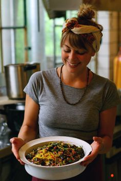Changing The Face Of Vegetarian Food With Sarah Britton – Organic Burst
