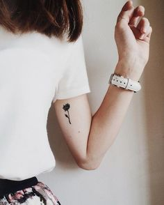 Impossibly lovely body art ideas for minimalists and tattoo lovers alike.