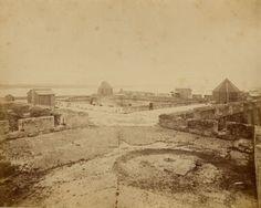 Fort Marian, Saint Augustine, Florida 1882