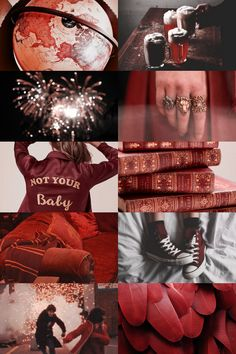 gryffindor aesthetic (more here)