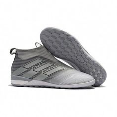 d3c42f4c34 Adidas ACE Tango 17 Purecontrol IN Shoes  soccer Grey