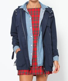 WEEKEND PARKA | Jackets | Clothing | Shop Womens | General Pants Online