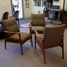 Pat and I worked together on these chairs for a funeral home  Usually I likeNZ Borrowed Earth Design Cintique Arm Chair    My retro  . Funeral Home Chairs. Home Design Ideas