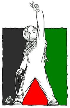 34 Ide Palestina Gambar Bendera Seni Islamis