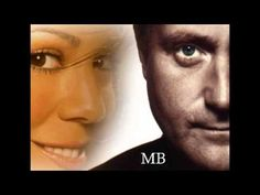 Phil Collins & Mariah Carey - All Odds 432 hz - YouTube
