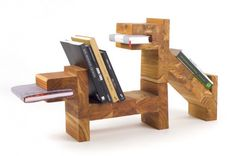 I think these bookshelves would be cute in a kid's room. Having a hard time finding them in the States. Found this link you can contact to buy: http://www.proteak.com/designer-teak/