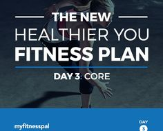 The New Healthier You Fitness Plan, Day 3: Core - Hello HealthyHello Healthy