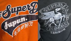 """Left: 本当の努力 """"Real Effort""""  Right: 死者乾燥した谷 """"Dead people Dry Valley"""""""