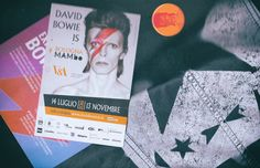 David Bowie Is MAMbo Bologna V&A Exhibition Review