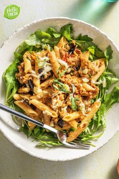 Vegan Vegetarian, Vegetarian Recipes, Healthy Recipes, Veggie Bites, English Food, Dinner Is Served, Penne, Veggie Recipes, Italian Recipes