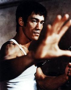 The little dragon <3 Bruce Lee