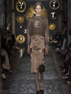 Valentino Autumn-Winter Haute Couture . ~CHOCOLATEtoCREAMsublime~