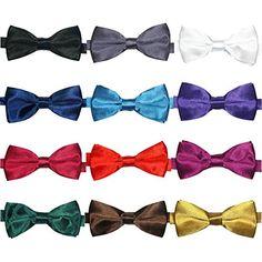 FREE P/&P garçons filles enfants satin élastique cravate cravates Cravate enfants UK