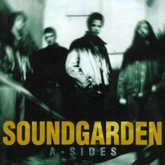 Caratula Frontal de Soundgarden - A-Sides