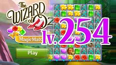 Wizard of Oz: Magic Match - Level 254 (1080/60fps)