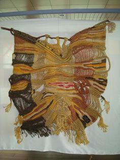 Janet Figueroa- textile mural