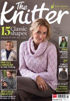 The Knitter №55 2013 - 紫苏 - 紫苏的博客