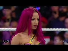 Wrestling Revolution 3D: Sasha Banks vs. Dana Brooke - WWE Smackdown June 23, 2016 - YouTube