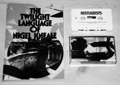 Day 15/365. The Twilight Language Of Nigel Kneale and a Cathode Ray Seance. #hauntology #wyrd #albion #landscape #pastoral #hauntological #nigelkneale #quatermass #strangeattractor