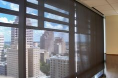 The Magic Of Mechoshades On Pinterest Roller Shades