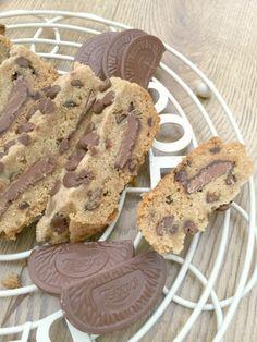 Slow Cooker Chocolate Orange Stuffed Cookie from BakingQueen74.co.uk