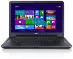 Dell Inspiron 15 i15RV-6144BLK 15.6-Inch Touchscreen Laptop (Black Matte with Textured Finish) Features:      Intel Core i3 3227U 1.9 GHz (3 MB Cache)     4 GB DDR3 RAM     500 GB 5400 rpm Hard Drive     15.6-Inch Touchscreen Display, Intel HD Graphics 4000     Windows 8