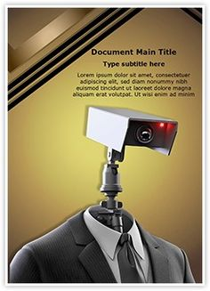 Robotic Security Word Document Template is one of the best Word Document Templates by EditableTemplates.com. #EditableTemplates #PowerPoint #templates Concept #Electronic #Business #Ai #Security #Alarm #Video #Bizarre #Security System #Lens #Illustration #Men #Profile #Personal #Robotic #Warning #Vehicle Part #50Mm #Human Head #Secure #Power #Observe #Guard #Cam #Secrecy #Oversight #Private #Crime #Honor Guard #Android #Electric #Equipment #Industry #Computer Part #System #Spooky #Technology