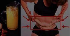 Une recette si puissante qui va faire fondre votre graisse du ventre en seulement 3 jours! Incroyable mais vrai… | Sante academy