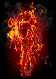Two souls on fire...