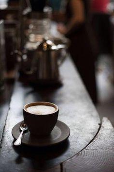 lovelustfashionbeautyromance: cappuccino four barrel coffee sf Nikon Df Nikkor Coffee Is Life, I Love Coffee, Black Coffee, Coffee Break, My Coffee, Coffee Drinks, Morning Coffee, Coffee Cups, Coffee Lovers