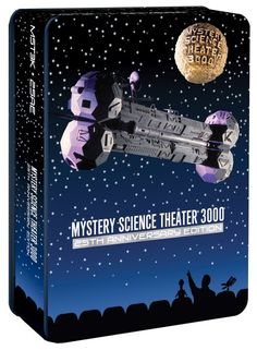 Mystery Science Theater 3000: 25th Anniversary Edition [Limited-Edition Collector's Tin]:Amazon: