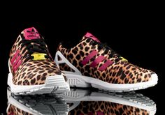 "adidas ZX Flux ""Leopard"" - SneakerNews.com"