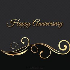 Happy Times You've Spent Together : Happy Anniversary Wishes Happy Anniversary! Anniversary Wishes For Parents, Happy Wedding Anniversary Wishes, Anniversary Congratulations, Work Anniversary, Anniversary Greetings, Anniversary Funny, Congratulations Images, Birthday Greetings, Birthday Wishes